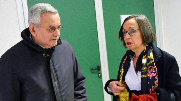 Lo psichiatra Franco Martelli e la criminologa Isabella Merzagora