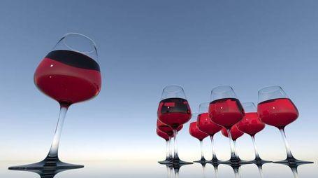 Vino rosso (foto di repertorio)