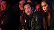 Pitti Uomo: serata Replay, ospite d'onore Adrien Brody (Gianluca Moggi/New Press Photo)