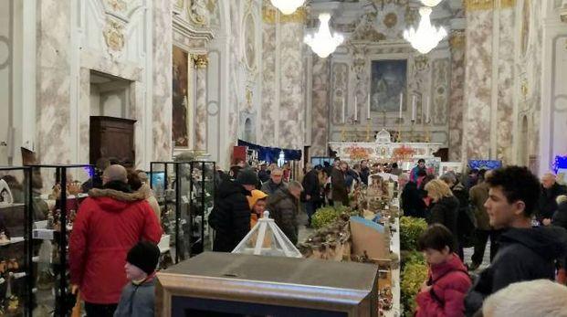 Un'immagine di PresepiAmo città di Pistoia 2017