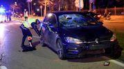 Un pedone è stato travolo e ucciso da un'auto (Foto BusinessPress)