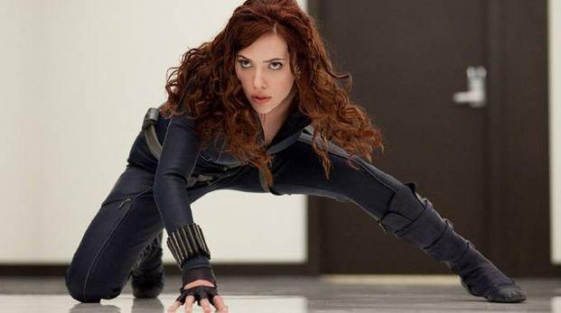 Scarlett Johansson (Vedova Nera) in 'Iron Man 2' – Foto: Marvel Studios