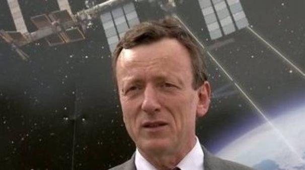 Roberto Battiston, presidente dell'Agenzia Spaziale Italiana
