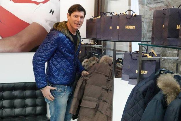 Pitti Uomo, Aldo Montano  (Gianluca Moggi/New Press Photo)