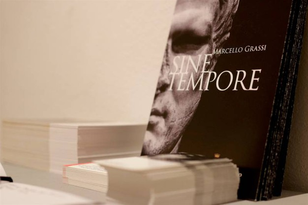 'Sine Tempore' la mostra fotografica di Marcello Grassi