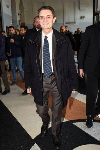 La presentazione di Attilio Fontana,  candidato a governatore della Lombardia per il centrodestra