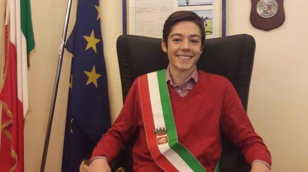 Il sindaco dei giovani, Emanuele Viti