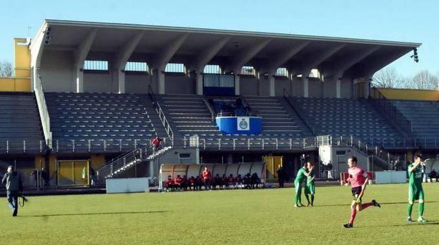 Lo stadio Ferruccio per lungo tempo inagibile
