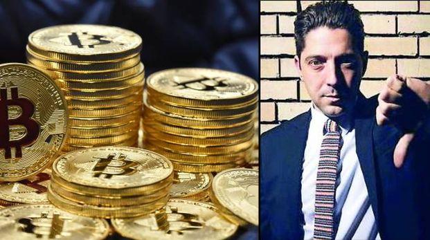 Bitcoin e Hannes Grassegger