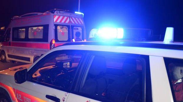 Sul posto il 118, i vigili del fuoco e la polizia stradale