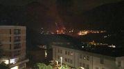 Lumezzane, violento incendio alla ditta Saleri