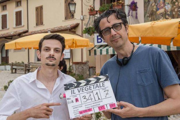 """Esce il fim """"Il Vegetale"""" con Fabio Rovazzi (Ansa)"""