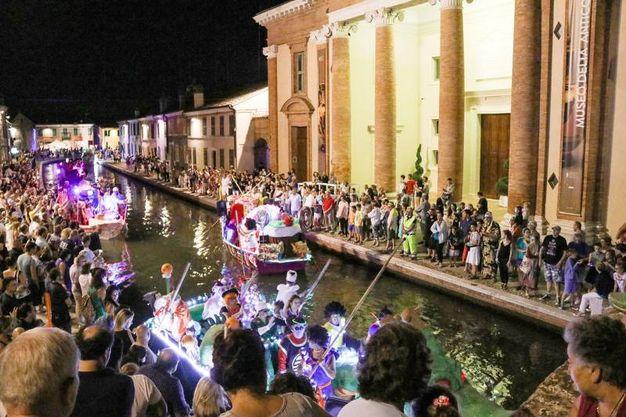 Carnevale sull'Acqua - Comacchio (FE)