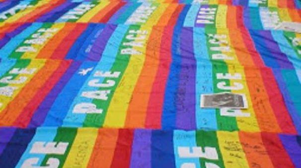 Le bandiere della pace