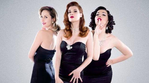 Le Ladyvette, conosciute come «Le dive dello swing»
