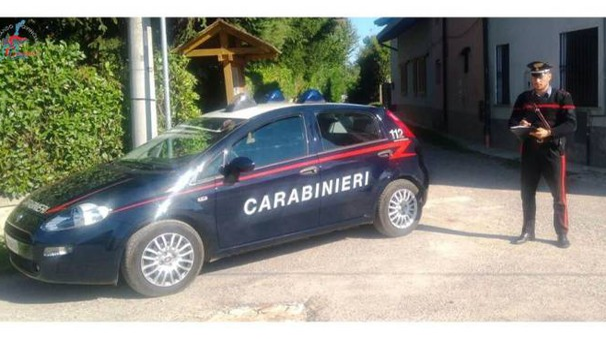 I carabinieri di Cantù