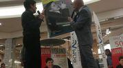 La sorpresa del conduttore Andrea Prada: il manifesto dell'edizione del Festival delle Voci nuove vinto da Morandi a Bellaria Igea Marina nel 1962