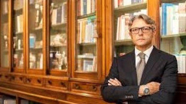 L'avvocato Giuseppe Farina