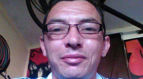 La vittima Francesco Ferlito, 41 anni