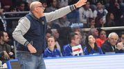 Coach Matteo Boniciolli (foto Schicchi)