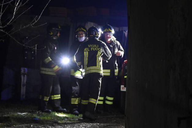 Palazzina crolla per un'esplosione: salvato sotto le macerie (Cristini)