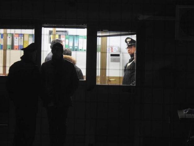 L'uomo è stato trasportato in ospedale per accertamenti (Scardovi)