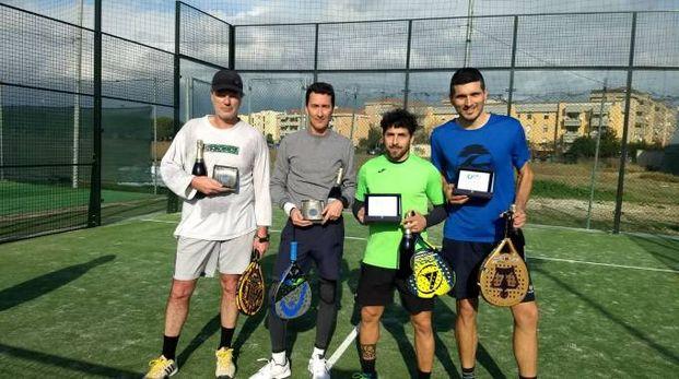 I finalisti del torneo