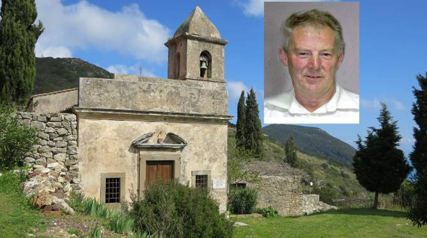 L'eremo di Santa Caterina sull'isola d'Elba (Wikimedia commons) e Hans Georg Berger
