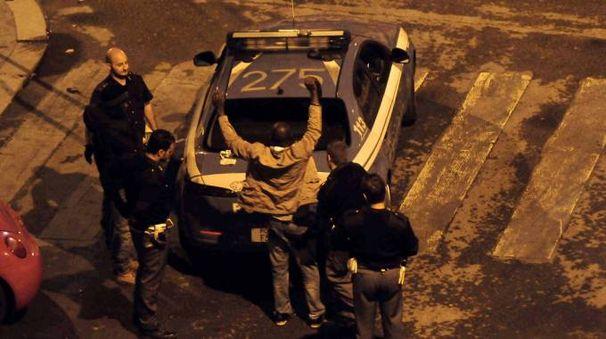 La cattura di Mohamed Magassouba,  23 anni