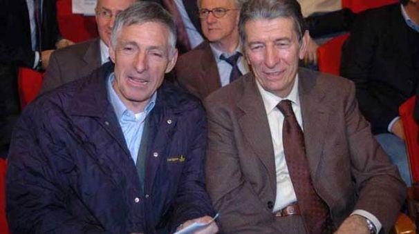 Moser e Gimondi