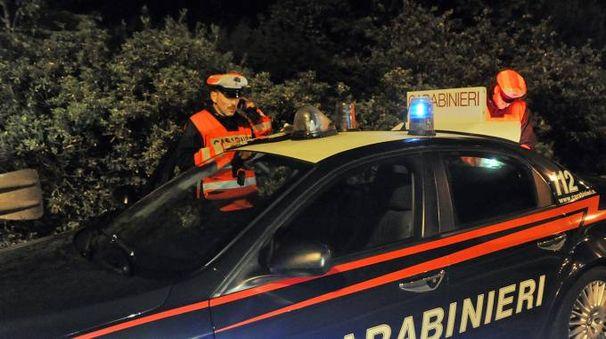 I carabinieri della Compagnia di Macerata indagano sull'episodio di Monte San Giusto (foto d'archivio)