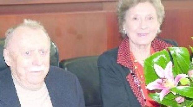 Giovanni e Vera Pieraccini