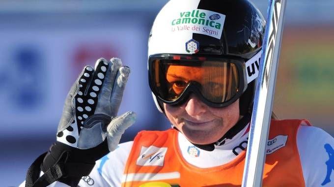Elena Fanchini (Ansa)