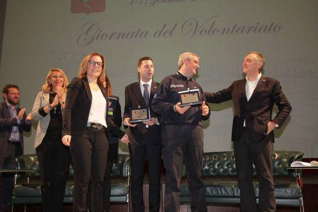 Alcuni momenti della Giornata del Volontariato (Umberto Visintini / New Press Photo)