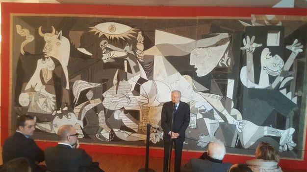 Il museo Magi '900 apre al pubblico l'esposizione Guernica, icona di pace, dedicata al cartone realizzato da Pablo Picasso, raffigurante la sua opera capolavoro