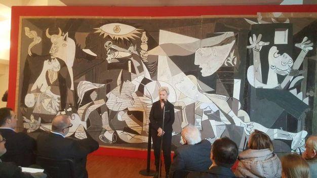Una rappresentazione di denuncia e di speranza che Picasso ha elaborato in maniera inimitabile
