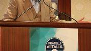 Il coordinatore provinciale di Fratelli d'Italia, Felice Caracciolo (foto Schicchi)
