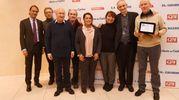 Il secondo posto del presepe del Centro sociale Malpensa (foto Schicchi)
