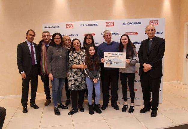 Lo stiorico presepe di via Azzurra, quinto posto (foto Schicchi)