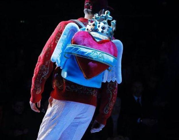 La sfilata di Dolce e Gabbana (Dall'account Instagram di Dolce & Gabbana)