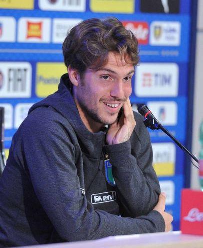 In conferenza stampa (foto LaPresse)