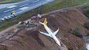 Turchia, strage sfiorata all'aeroporto di Trabzon (Ansa)