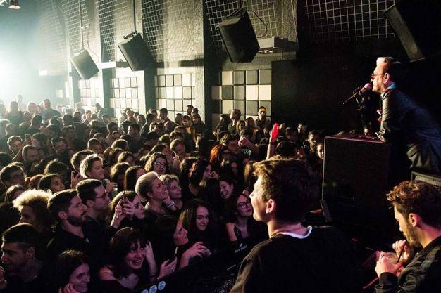 Bagno di folla per il re del pop