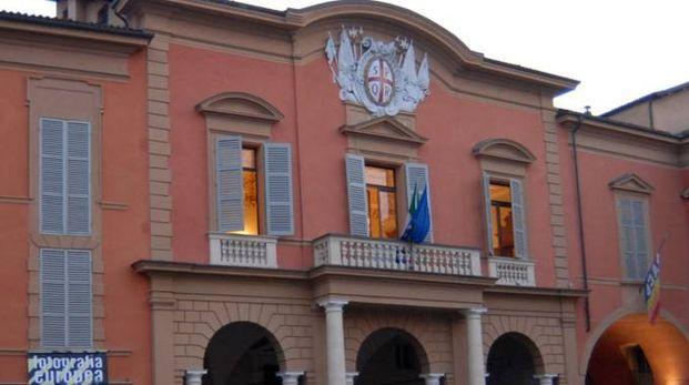 Il municipio di Reggio