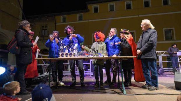L'estrazione del Carnevale 2017