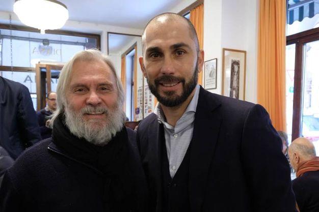 Morgantini e Di Vaio (foto Schicchi)