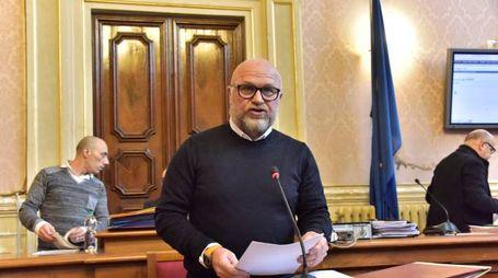 L'intervento di Nogarin in consiglio comunale