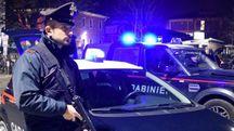 Sul posto sono arrivati i carabinieri