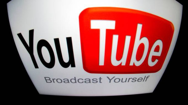 YouTube logo (Afp)
