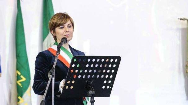 Il sindaco di Empoli Brenda Barnini